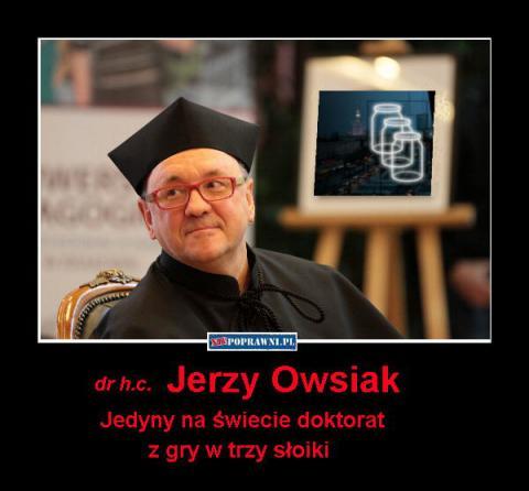 dr Owsiak