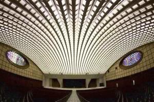 Sala audiencyjna w Watykanie
