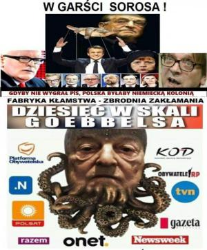 Neobolszewizm w III RP Soros totalna opozycja lewactwo