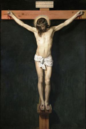 Chrystus Ukrzyżowany (Diego Velazquez - r.1631-32)