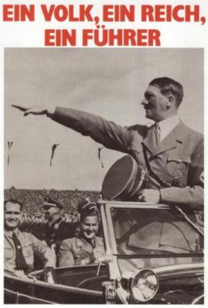 ein Volk, ein Reich, ein Führer