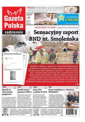 Tajny raport BND o Smoleńsku
