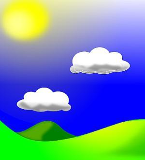 A jak będzie słońce i pogoda...