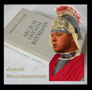 Janusz Wojciechowski ostatni rzymianin