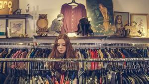 zakupy, odzież, ubrania