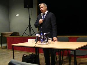Wojciech Sumliński - Tarnobrzeg, 5.10.2015