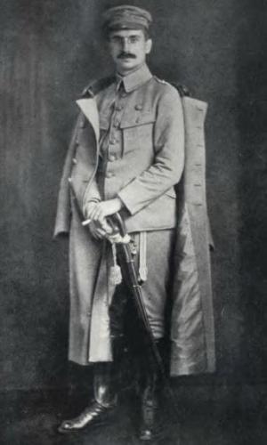 """Szef Kazimierz Sosnkowski """"Józef"""""""