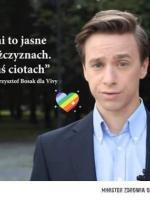 Krzysztof Bosak gustuje