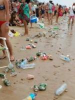 śmieci w Europie