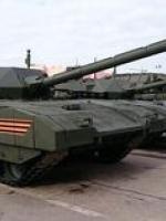 rosyjski czołg T-14 Armata z kiblem