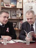 Jacek Sasin na spotkaniu w Księgarni Gazety Polskiej