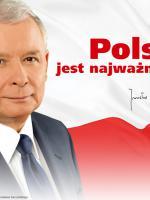 Kaczyński - Polska jest najważniejsza