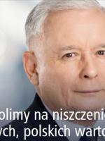 Kaczyński: Nie pozwolimy na niszczenie tradycyjnych, polskich wartości