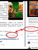 kopie wpisów z fb i np