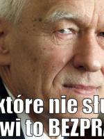 """Morawiecki """"Prawo które nie służy narodowi to bezprawie"""""""