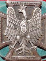 Odznaka 6 ppLeg.