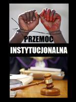 przemoc instytucjonalna