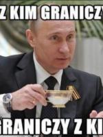 Putin o granicach Rosji
