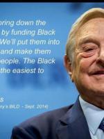 spekulant George Soros niszczy Europę