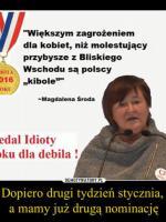Idiotyzmy zbolszewizowanej Środy