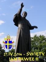 Jan Paweł II - Święty