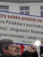 Wojna polska z targowiczanami i złodziejami 2015