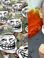 Trolle Putina i rosyjska propaganda